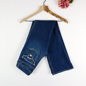[HUDSON JEANS] Dark Wash Denim Bootcut